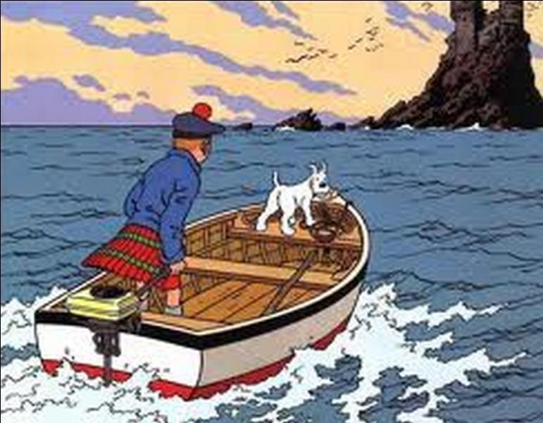 Quel est le titre de cet album de Tintin ?
