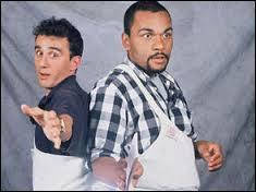 """Au début des années 90, Elie Semoun et Dieudonné M'bala M'bala formèrent un célèbre duo nommé """"Elie et Dieudonné"""". En quelle année ont-ils décidé de se séparer ?"""