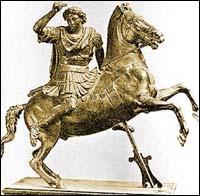 Bucéphale est le cheval de :