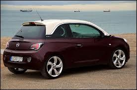 Eve serait ravi d'avoir cette voiture, qui porte le nom ...