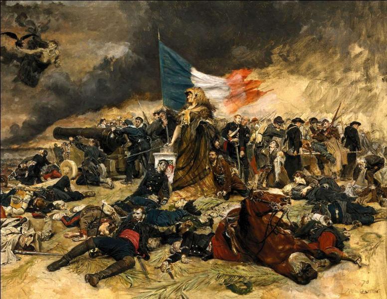 Lors de quel conflit naît la IIIe République française ?