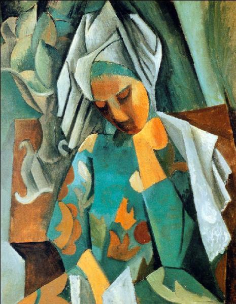 Qui a peint La reine Isabeau ?