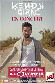Pendant sa tournée de 2015, le chanteur passera-t-il à Bruxelles ?