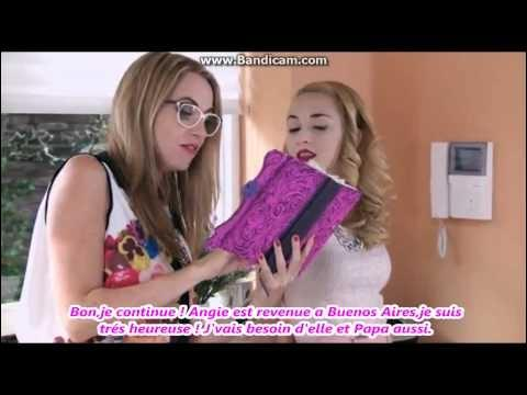 Dans quel épisode Priscila va-t-elle jeter le journal de Violetta ?