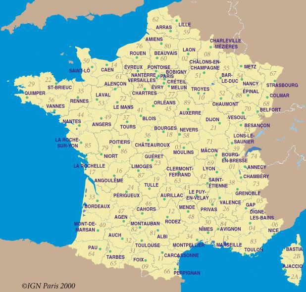Villes de France VI