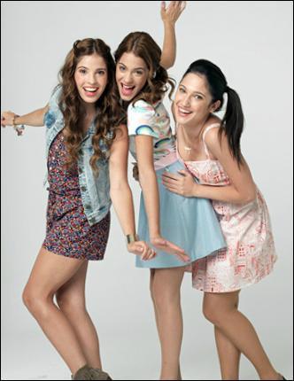 Quelle est la première véritable amie de Violetta ?