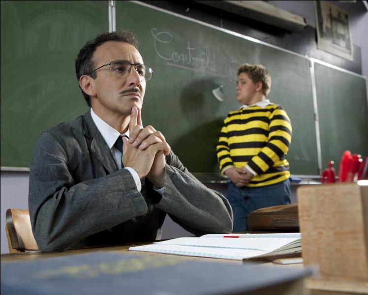 """Dans """"L'Elève Ducobu"""", Elie Semoun face à l'incorrigible cancre rondouillard, est un redoutable instituteur portant le nom de..."""