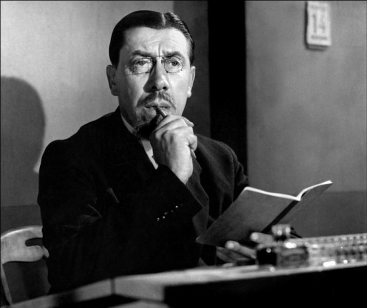 Quel nom porte la pension où exerce le professeur de morale Albert Topaze dans le film de Marcel Pagnol du même nom ?