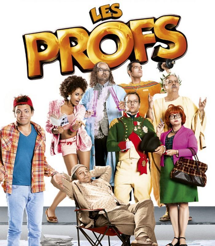 Profs et instits au cinéma