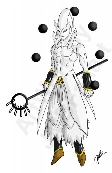 """Le premier a été créé par un magicien nommé """"Bibidi"""". Il est parvenu à détruire la Terre. Le second fut le deuxième réceptacle de """"Juubi""""."""