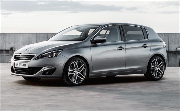 Cette voiture a été élue voiture de l'année 2014, mais quel est son nom ?
