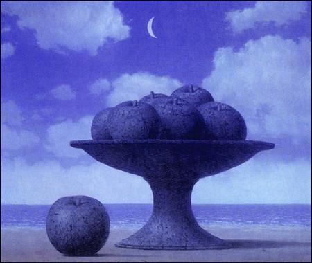 Est-ce René Magritte qui a peint cette toile ?