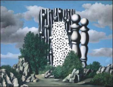 Ce tableau est-il de Magritte ?