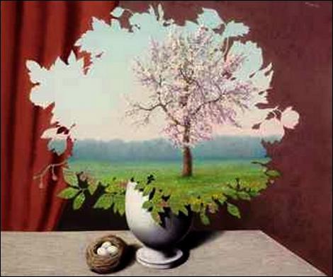 Est-ce Magritte qui a peint ce tableau ?