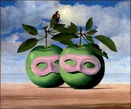 Cette oeuvre est-elle signée Magritte ?