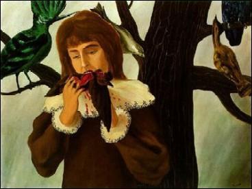 Ce tableau est-il de René Magritte ?