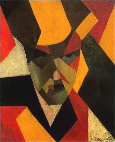 Est-ce René Magritte qui a peint son autoportrait ?