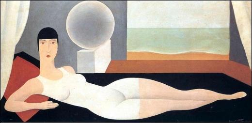 Est-ce René Magritte qui a réalisé cette toile ?