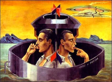 Ce tableau a-t-il été peint par Magritte ?