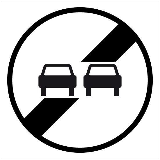 Etape 1 : la signalisation. Que signifie ce panneau ?
