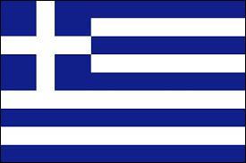 En Grèce - Quelle est la couleur des panneaux d'autoroute ?