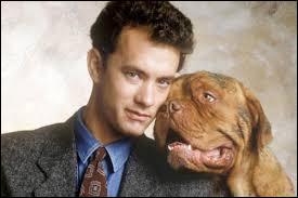 Donnez-moi le titre de ce film où un policier maniaque de l'ordre et de la propreté (interprété par Tom Hanks) recueille le chien un peu cabochard d'un de ses amis assassiné ?