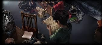 Harry Potter et la coupe de feu. (Chapitre 2)