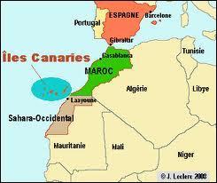 Les îles Canaries sont marocaines.