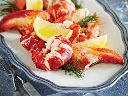 Un homard possède 10 pattes.