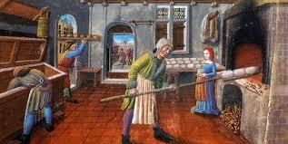 Les métiers du Moyen Âge
