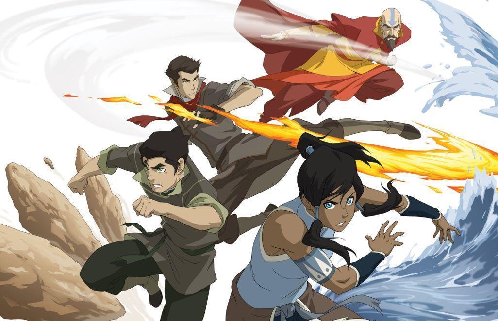 '' Avatar : La Légende de Korra ''