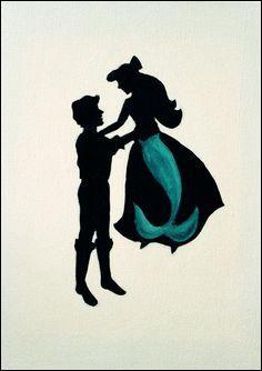Grâce à la princesse, trouve le prénom du prince, il est à gauche sur l'image !