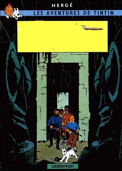 Dans quel album de Tintin, Rastapopoulos fait-il injecter un sérum de vérité à Carreidas ?