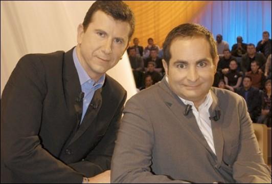 Quel était le nom de cette émission TV présentée par Laurent Fontaine et Pascal Bataille ?