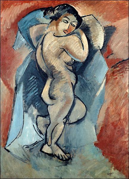 """Quel peintre, chef de file du cubisme, a écrit """"La vérité existe, on n'invente que le mensonge"""" ?"""