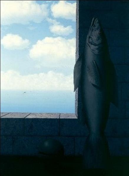 """Quel célèbre peintre belge a réalisé """"À la recherche de la vérité"""" ?"""