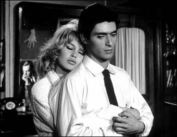 Quel est ce film de Henri Georges Clouzot qui réunit Sami Frey, Brigitte Bardot et Charles Vanel ?