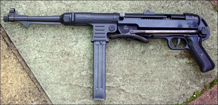 Quelle est la particularité du MP40 AGM ?