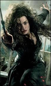 Avec qui Bellatrix est-elle mariée ?