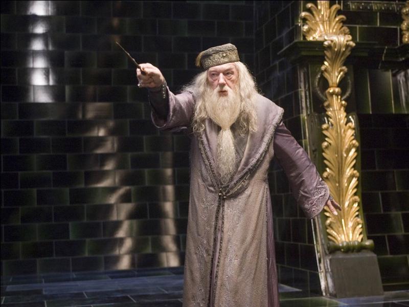 Perceval est le père de Dumbledore. Mais comment s'appelle sa mère ?