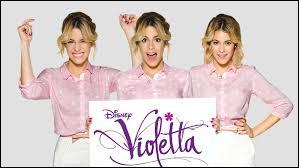 """Quand la 3e saison de """"Violetta"""" a-t-elle été lancée en France ?"""