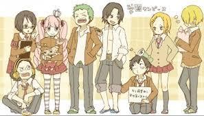 One Piece : les personnages enfants