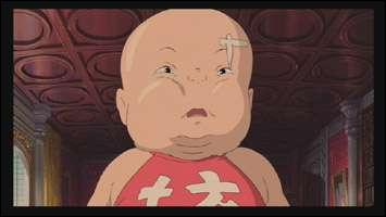 Comment se nomme le fils de Yubaba ?