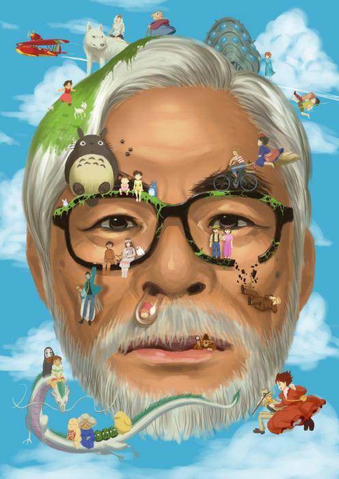 Les films de Miyazaki