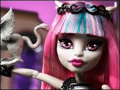 Quelle est cette Monster High ?
