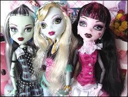 Quelles sont ces Monster High ?