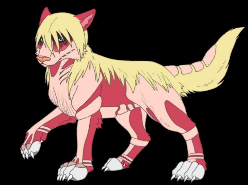 Et on finit avec un personnage de Shingeki No Kyojin. Encore un titan mais cette fois-ci avec son véritable nom. Qui est-ce ?