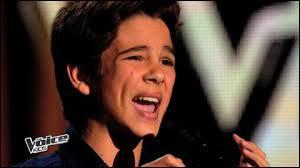 """Paul est alors arrivé. Âgé de 14 ans, il a interprété """"The A Team"""" d'Ed Sheeran. Que s'est-il passé ?"""