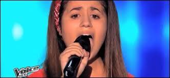 """""""Skyfall"""" d'Adèle est la chanson interprétée par la suite par Océane, âgée de 13 ans. Lequel de ces coachs ne se retournera pas pour elle ?"""
