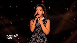 """Virginia, 15 ans, a interprété """"I Dreamed a Dream """". De quel pays vient-elle ?"""